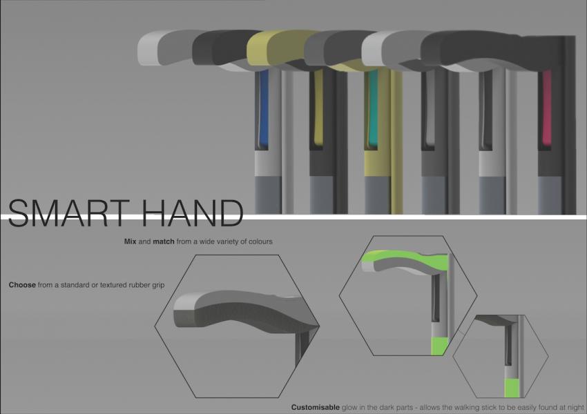 Smart Hand Ad Campaign